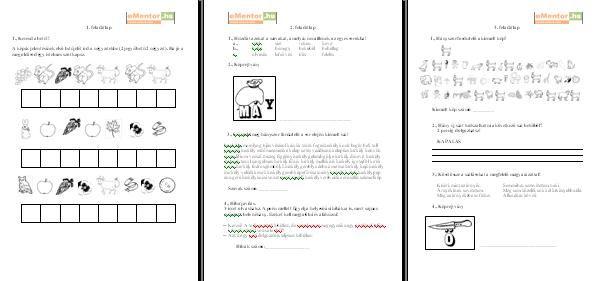 Alsós képességfejlesztő feladatok | eMentor.hu