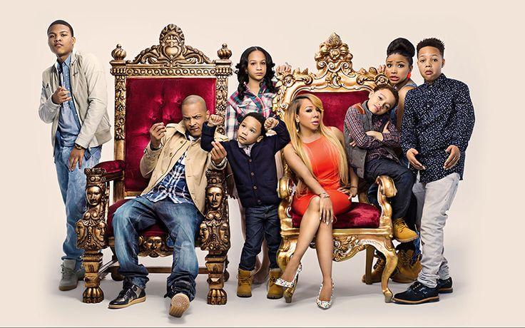"Watch ""T.I. & Tiny: The Family Hustle"" Season 6 Episode 4 --------------------- #gossip #celebrity #buzzvero #entertainment #celebs #celebritypics #famous #fame #celebritystyle #jetset #celebritylist #vogue #tv #television #artist #performer #star #cinema #glamour #movies #moviestars #actor #actress #hollywood"
