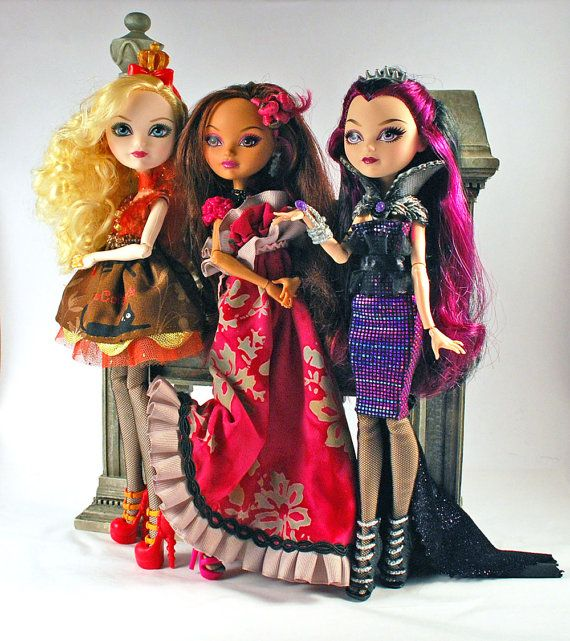 Ever After High handmade Gothic beauty doll by aGhoulsNightOut