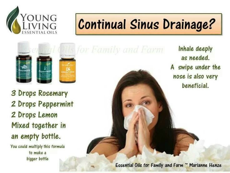 How To Treat Sinus Allergies Naturally