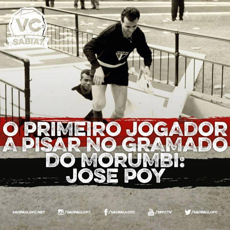José Poy (via São Paulo FC on Facebook)