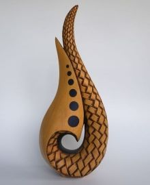 New Zealand Made Object Art - Pacific