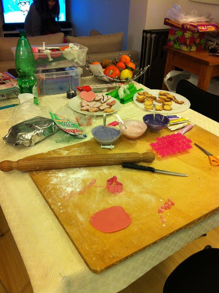creazioni con pasta di zucchero