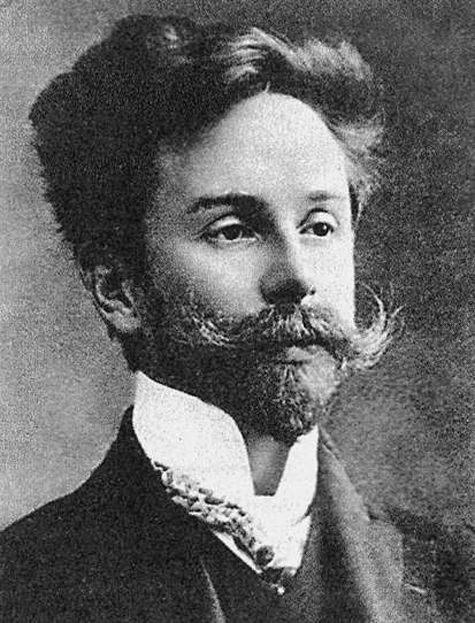 Composer Alexander Scriabin, son of the first Russian consul in Lausanne, more famous than his father