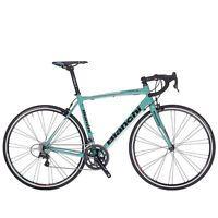 Bianchi Via Nirone 7 Xenon 10sp 2017 - Bicicletta strada Tg 57