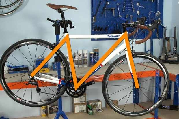 Make Sure Your Bike Is Safe To Ride With The M Check Bike Frame