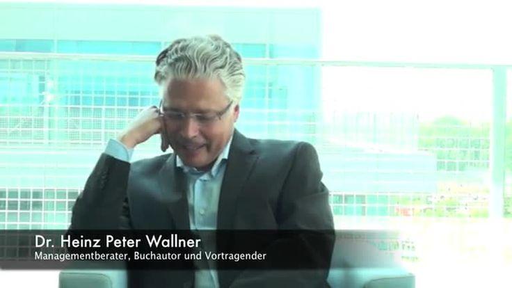 Kurzes Video: WIEDERHOLDUNG als Prinzip bei Veränderungen, Change, Entwicklung - Heinz Peter Wallner