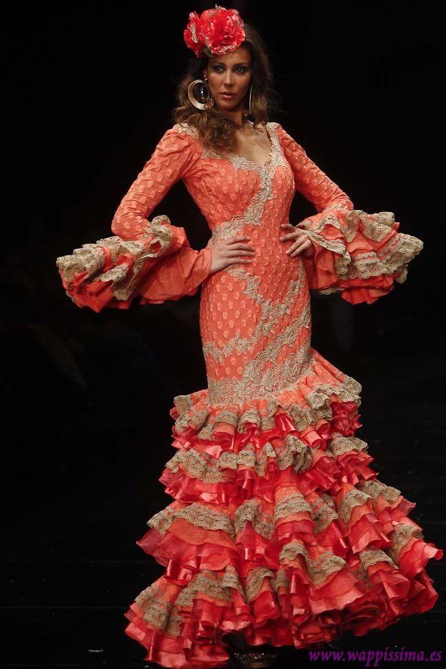 Colección 'Carmen' por Margarita Freire en Simof 2012