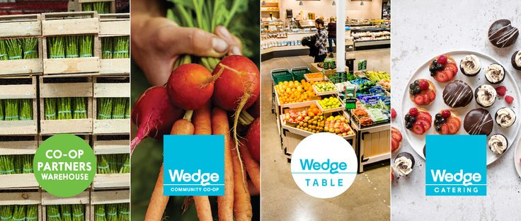 WEDGE CO-OP,  a neighborhood natural foods grocery store, market, cafe, bakehouse, and organic distribution company in Minneapolis, MN. Community owned since 1974.