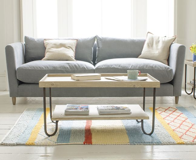 The Loafian coffee table is the ultimate Loafy table. We just love the reclaimed…