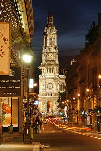 Sainte-Trinité Church, Paris