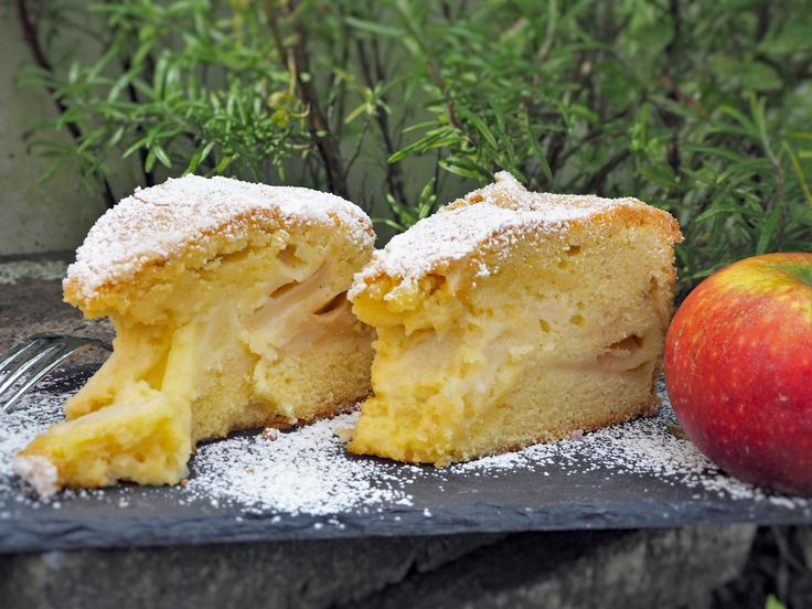 Sansibar-Apfelkuchen