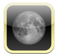 Full Moon Finder App