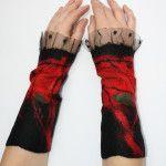 schwarz /rot.............