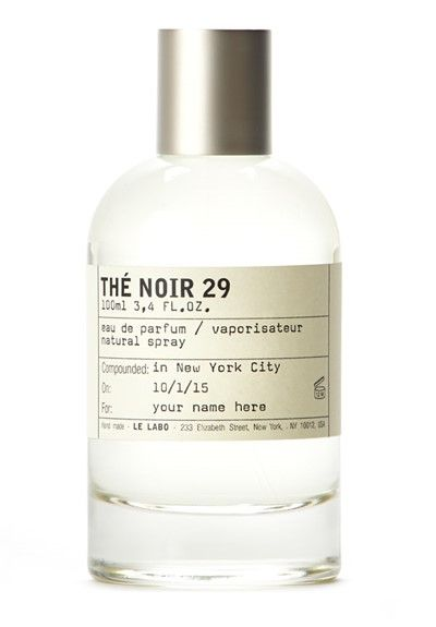 The Noir 29  Eau de Parfum  by Le Labo -- available in cheaper/smaller sizes
