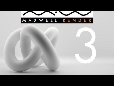 Studio Lighting Techniques in Maxwell Render - YouTube