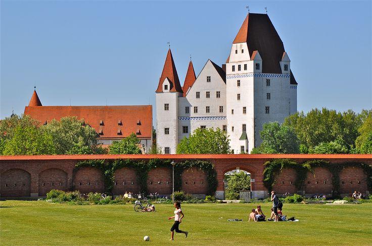 https://flic.kr/p/aVrPhB   Neues Schloss - Ingolstadt   Neues Schloss