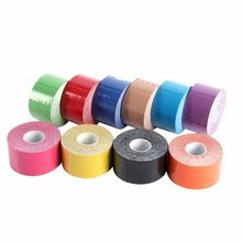 5 Meter Support Elastic Kinesiology Tape Sports Roll Physio Muscle Strain Injury //Price: $US $2.03 & FREE Shipping //
