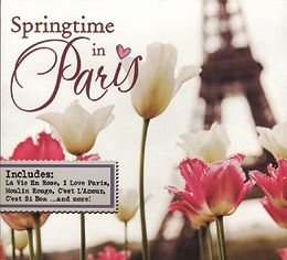 Springtime in Paris - Rob Piltch, guitar. George Koller, bass. Don Reed, violin. Greg Daikin, piano & accordion. - Daedalus Books Online
