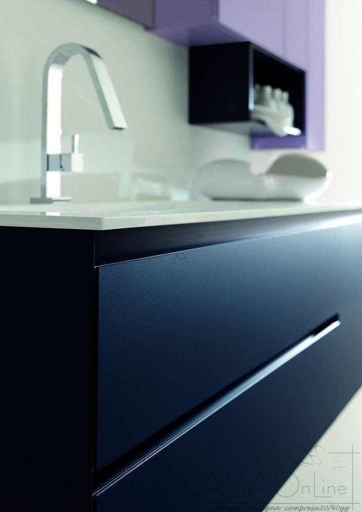 Oltre 25 fantastiche idee su arredo bagno blu su pinterest for Arredo bagno miglior prezzo