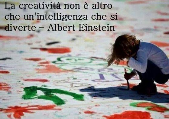 """Le piccole cose: """"La creatività"""""""