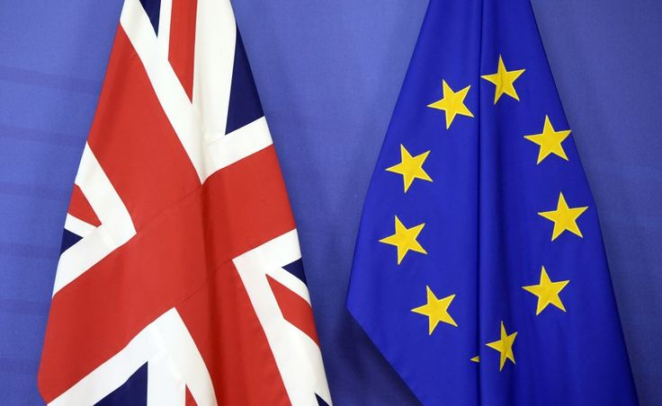 London concertgoers told to put away European flags