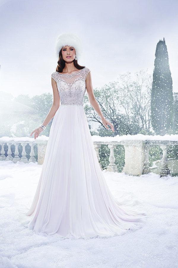 Sophia Tolli Wedding Gown Toronto