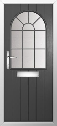 Cottage Sunburst Composite front doors fitting and installation by Just Value Doors your local front door specialist & 874 best New Composite Door range at Just Value Doors images on ... Pezcame.Com