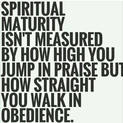 God help me!!! I want to walk in obedience!!