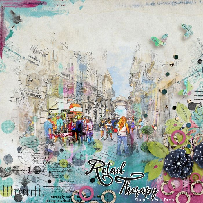 Retail Therapy - Sweet Shoppe Gallery