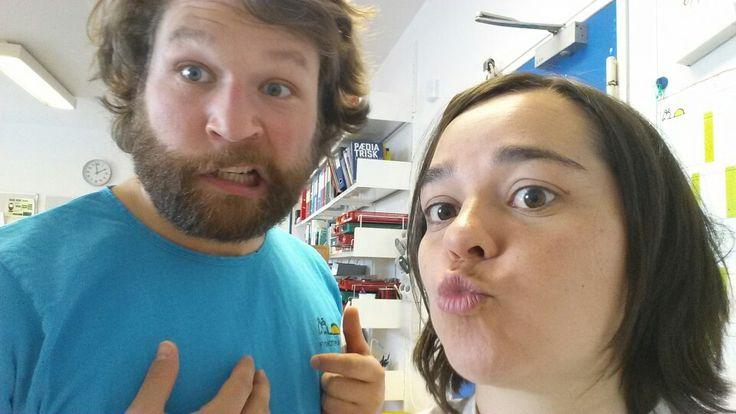 Andreas og Annemarie