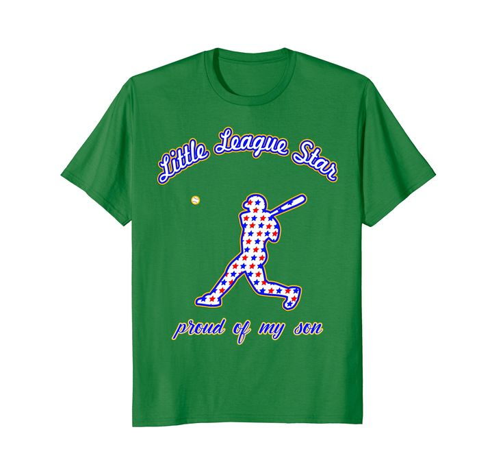 Little League Star #Baseball #Softball #Sports #Shirt by Scar Design. Buy it from my #Amazon store and be #proud of your #LittleLeague #Star ! For Men Women and Kids in 5 wonderful colors. #teeshirt #tees #shirts #clothing #style #fashion #baseballfather #family #son #father #mother #kids #colorful #streetwear #streetstyle #american #stars #america #usa #team  #softballteam #softballmother #softballfather #birthdaygift #gifts #cooltees #coolshirts #cool #awesome #baseballfan #sportsfan