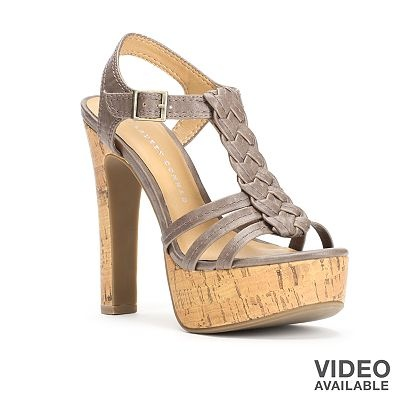 Lauren Conrad shoes. Find these cute spring/summer shoes at Kohl's