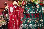 Don that ugly sweater and run or walk in the Auburn Jaycees-sponsored Ugly Sweater 5-kilometer run/walk at 10 a.m. Saturday, Dec. 14, at Auburn City Park, 435 S. Auburn Road.