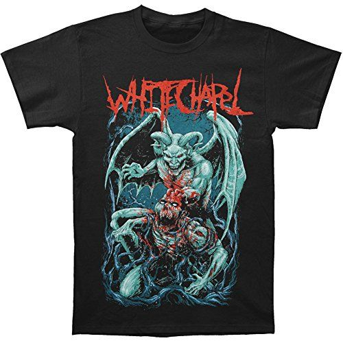 Whitechapel mens i dementia t shirt black