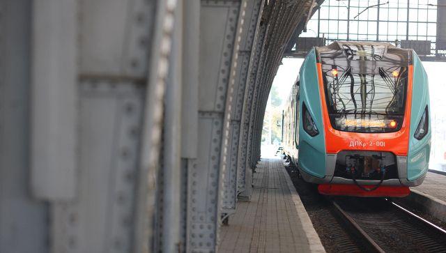 The new high-speed train Lviv - Chernivtsi