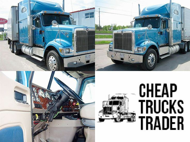 Get Amazing Deal on Cheap Used 2007 International 9200i #Heavy_Duty by Altruck international truck Centres for just $ 46560 in Cambridge, ON, CANADA