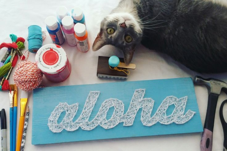 Aloha string ART by STRESSED Out Studios https://www.etsy.com/listing/268473324/aloha-string-art-made-to-order-home?ga_search_query=Aloha&ref=shop_items_search_2