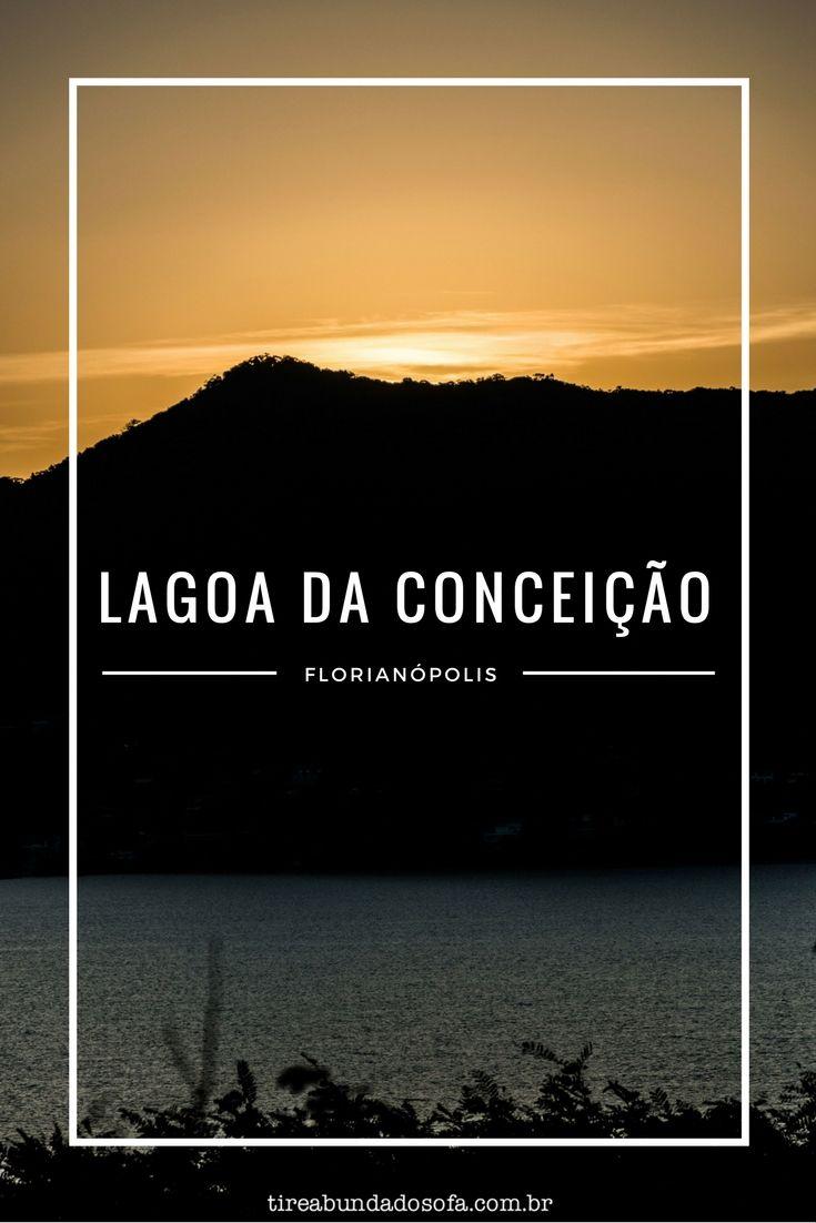 O pôr do sol mais incrível de Florianópolis, com vista para a Lagoa da Conceição. Saiba tudo sobre a Ilha da Magia, a capital de Santa Catarina.