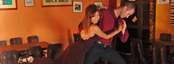 Learn latin dance