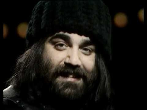 Demis Roussos - From Souvenirs to Souvenirs - YouTube