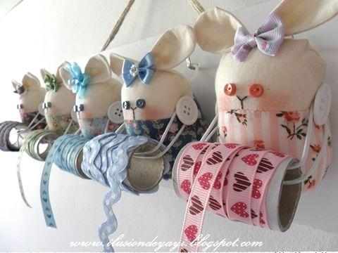 Мышки-держатели для лент.. Обсуждение на LiveInternet - Российский Сервис Онлайн-Дневников