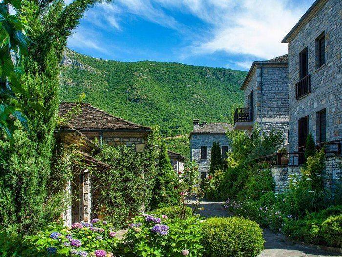 Ανάμεσα στα πιο όμορφα απομακρυσμένα ξενοδοχεία στον κόσμο βρίσκεται και ένα Ελληνικό!