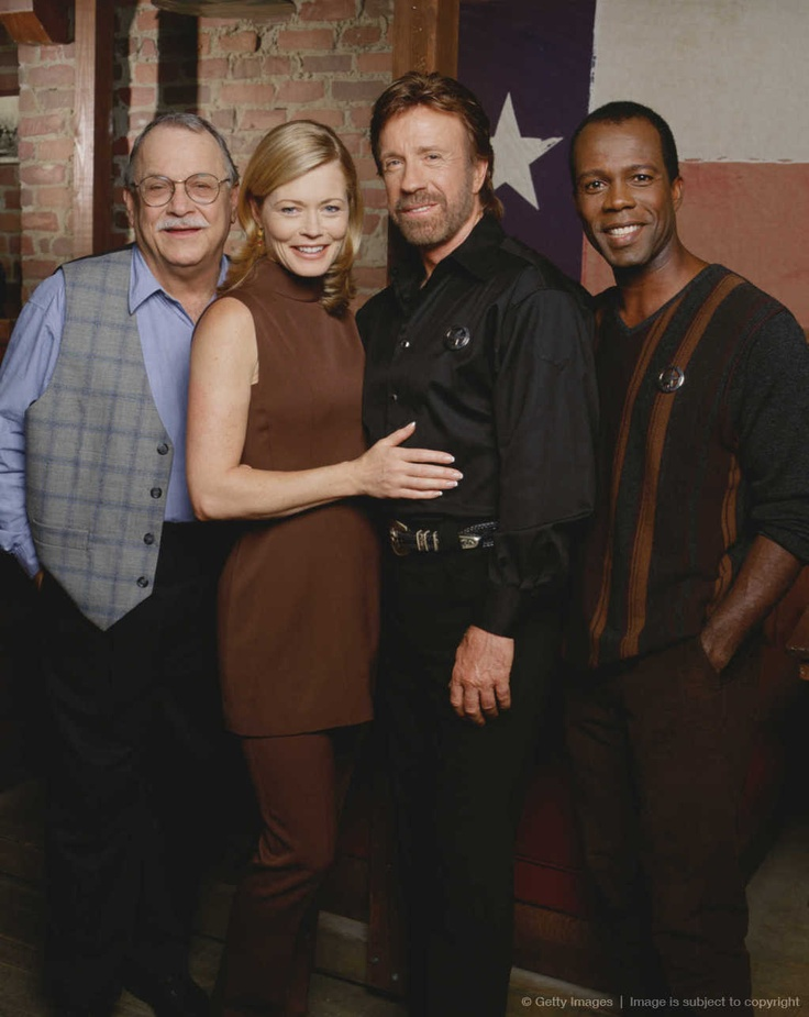 Walker, Texas Ranger - love this show, brings back fond memories of living in Texas.