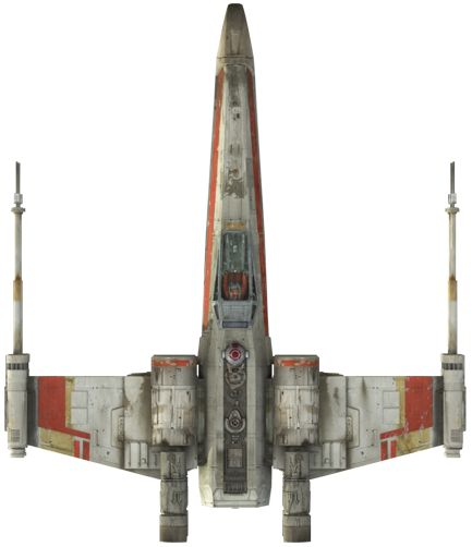 X-wing starfighter - Info, Pictures, and Videos | StarWars.com