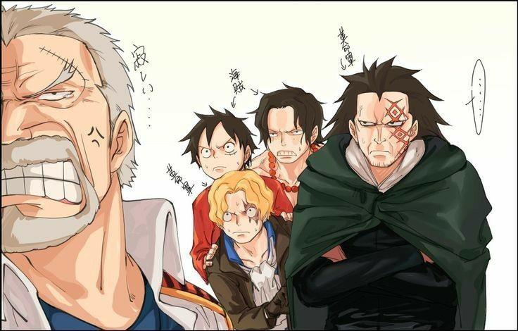 One Piece X Readers - Home: Dragon x Child Reader