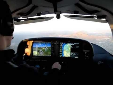 Cirrus SR22 Idle Power Overhead Approach I want to do this after bout 1000 hours flight time
