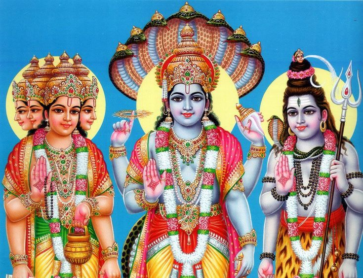 There are multiple stories about the origin of Lord Shiva and Lord Vishnu. The…