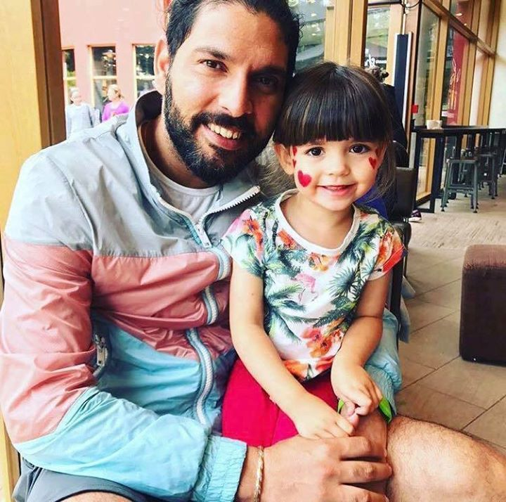 Latest click of Yuvraj Singh For more cricket fun and updates click http://ift.tt/2gY9BIZ - http://ift.tt/1ZZ3e4d