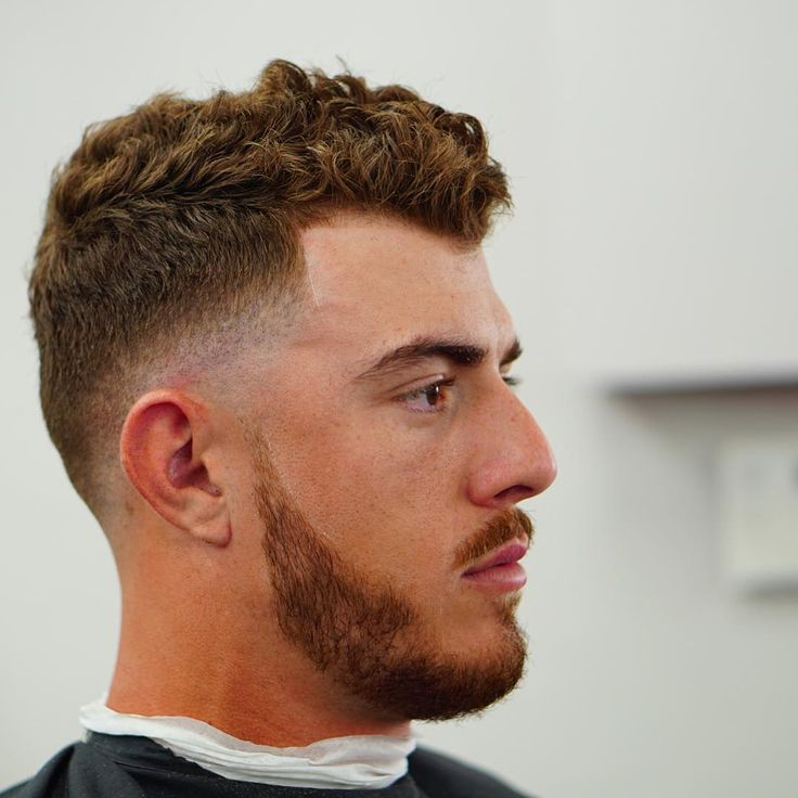 Thick Hairstyles For Men 44 Best Men's Curly Hair Cuts Images On Pinterest  Man's Hairstyle